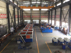 Production Line Continuous Heating Linear Bottle Blowing Machine pictures & photos