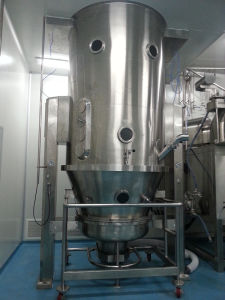 FL-20 Fluidized Bed Boiling Granulating Machine pictures & photos