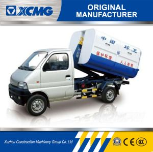 XCMG Official Manufacturer 2-3t Xzj5060zxx Garbage Trucks (Sanitary Engineering Equipment) pictures & photos