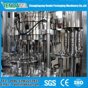 High Speed Soft Drink Filling Machine/Carbonated Drink Bottling Plant pictures & photos
