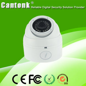 Onvif P2p Poe Infrared 4MP/3MP/2MP/1080P/960p Dome IP Camera (SH20) pictures & photos