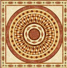 Flower Pattern Carpet Tile Polished Crystal Ceramic Floor Tile 1200X1200mm (BMP35) pictures & photos