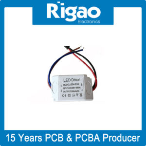 LED Driver Power Supply with Conventional Step-Down Transformer Circuit for LED Panel Light pictures & photos