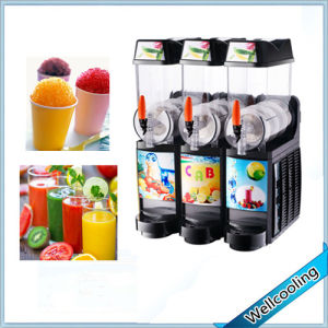 Different Color Can Choose Slush Refrigerators pictures & photos