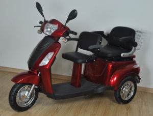 Very Hot Sale 3-Wheel Mobility Electric Scooter for Disabled pictures & photos