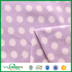 Hot Sale 150d Polyester for Racing Fleece Fabric for Man Fleece Jacket pictures & photos