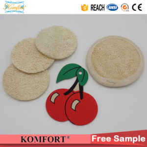 Natural Disposable Wholesale Hotel Loofah Pad Sponge pictures & photos