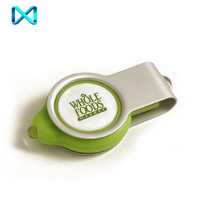 Custom Rotating Memory Stick Thumb U Disk USB 2.0 Flash Drive pictures & photos