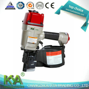 Cn90 Pneumatic Wire Collated Coil Nailer pictures & photos