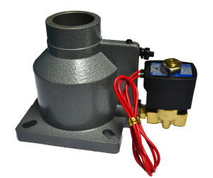 Intake valve Air Compressor Parts with Solenoid valve pictures & photos