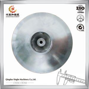 Custom Steel Impeller Casting Hydraulic Pump Part pictures & photos