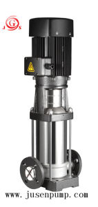 Cdlf Stainless Steel Centrifugal Pump Horizontal Multistage Centrifugal Pump