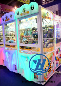 Crane Claw Vending Game Machine for Sale (ZJ-CG20) pictures & photos