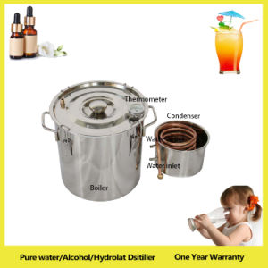Hot Easy Operating Home Kitchen Use Skin Care Hydrosol Distiller pictures & photos