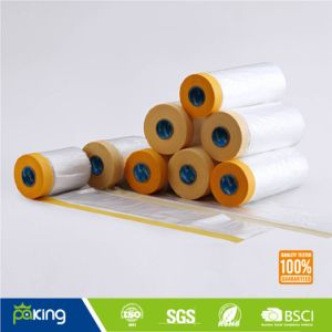 China Supplier Competitive Car Spray Paint Masking Film pictures & photos