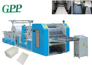 High Speed 1/8 Folding Dinner Napkin Paper Machine pictures & photos