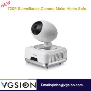 HD 720p Pan Tilt Plug and Play Surveillance IP Camera Make Home Safe Alarm with Good Night Vision