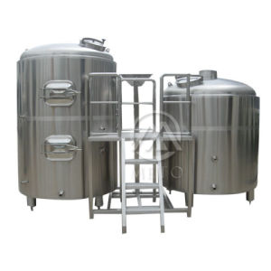 Stainless Steel 2 Vessels Lauter Tun Brewhouse System-B pictures & photos