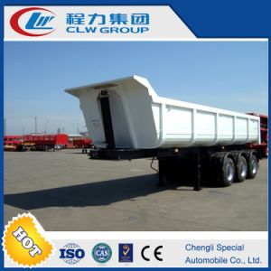 Colorful U Type Cargo Trailer pictures & photos