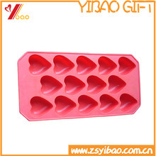 Heart-Shape High Quality Any Size Silicone Mould with Ice Cube (YB-HR-138) pictures & photos