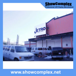 Outdoor Full Color LED Digital Display for Advertisement with High Brightness pictures & photos