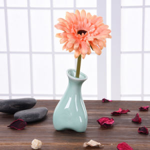 Modern Ceramic Vase 3 Styles for Choose Lovely Jardiniere Flower Holder Flower Pot Modern Fashion Home Furnishing Home Decor pictures & photos