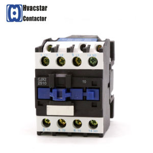 High Quality Electric Contactor 25A AC Contactor for Electrical Machine pictures & photos