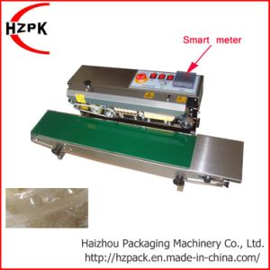 Auto Continuous Film Sealing Machine Fr-770 pictures & photos