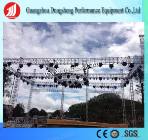 High-End Customized Luxury Aluminum Alloy Truss Stage for Show pictures & photos