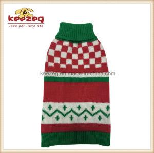 Keezeg 2017 Christmas Dog Sweater Coat/Pet Clothing Dog Sweater (KH0032) pictures & photos