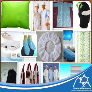 PP Nonwoven Fabric for Medical and House Furnishing pictures & photos