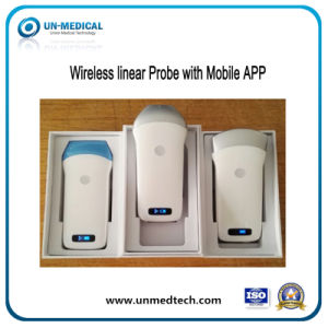 Wireless Linear Probe, Ultrasound Scanner pictures & photos