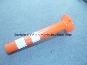 Wholesale Factory Price Visible Fixed by Screw 650mm EVA Warining Post pictures & photos
