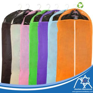 Single Colored PP Nonwoven Fabric Dress Bag pictures & photos
