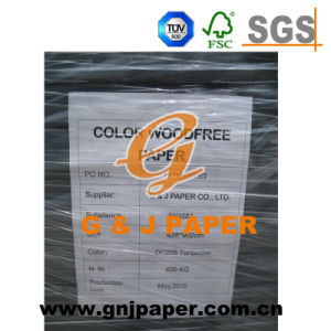 Professional Paper Supplier Colorful Offset Paper for Sale pictures & photos