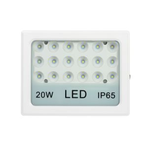 Honeycomb Aluminum and Tempered Glass Industrial 18W LED Flood Light pictures & photos