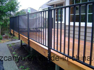 Hot DIP Galvanized and Powder Coated Railing pictures & photos
