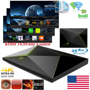 2016 Newest Quad Core M9s-Z8 TV Box with Amlogic S905 pictures & photos