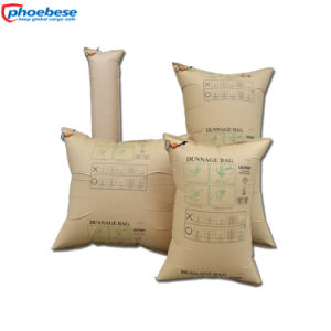 Paper Dunnage Air Bag Sunrise Container Stuffing Air Packaging for Solar Lights pictures & photos