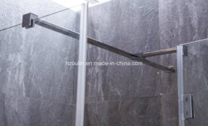 Ce Certificated Simple Shower Enclosure with Hinges pictures & photos