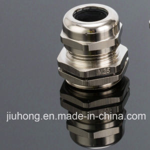 Nickel Plated M Type Brass Cable Glands pictures & photos
