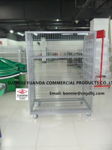 Foldable Rolling Cage, Roll Container pictures & photos