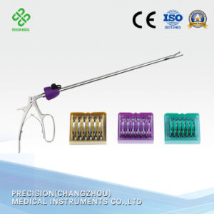 Disposable Tissue Closure Clamp for Abdominal Surgery