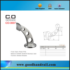 Stainless Steel Wall Bracket / Support for Handrail pictures & photos