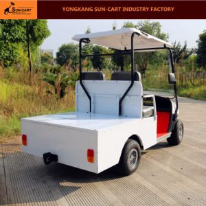 2 Seater Customized Electric Transport Golf Cart pictures & photos