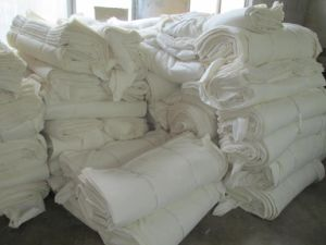 Premium Quality Grade AAA 100% Cotton White Sheeting Rags Wiping Rags in Competitive Factory Cost pictures & photos