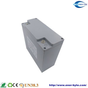 Factory Designed 12V 20ah LiFePO4 Battery Pack pictures & photos