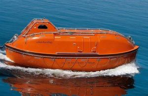 Marine Totally Enclosed Type Lifeboat for Sales pictures & photos