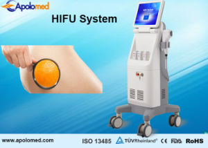 Hifu for Wrinkle Smooth /13mm Hifu Machine/ Ultrasound Face Lift Hifu pictures & photos