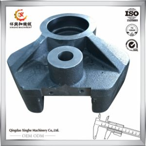 OEM Qingdao Iron Sand Casting with Sand Blasting pictures & photos